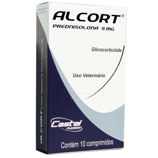 Alcort 5mg 10 comprimidos