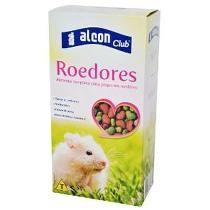 Alimento Extrusado Completo Alcon Roedores 80g