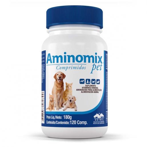Aminomix 120 Comprimidos 180g