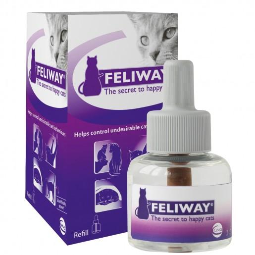 Anti-Estressante Para Gatos Feliway Refil 48ml