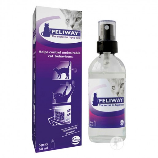 Anti-Estressante Para Gatos Feliway Spray 60ml