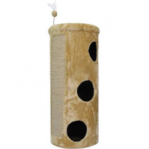 Arranhador Grande para Gatos Torre com 3 Plataformas