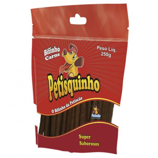 Bifinho Palito Petisquinho Carne Cachorros 250g