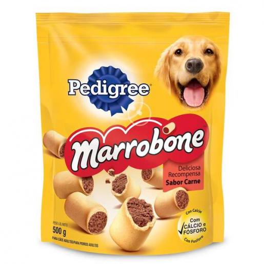 Biscoito Biscrok Pedigree Marrobone 500g