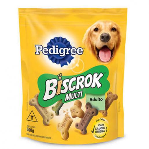 Biscoito Biscrok Pedigree Mini 500g