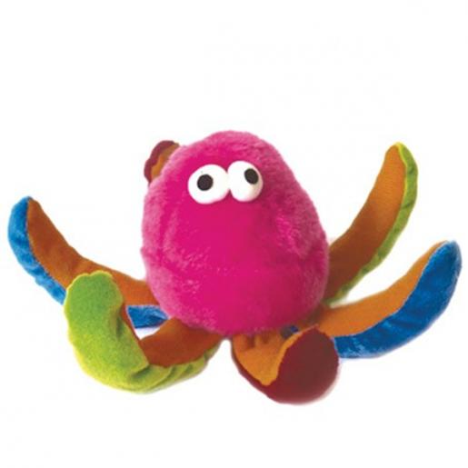 Brinquedo Octopus de Pelúcia São Pet