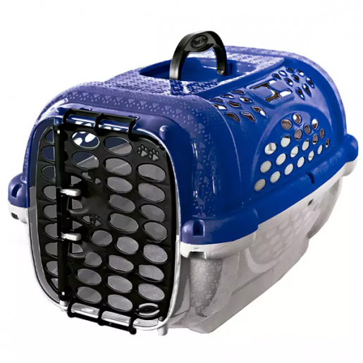 Caixa de Transporte Panther Air Azul nº 3