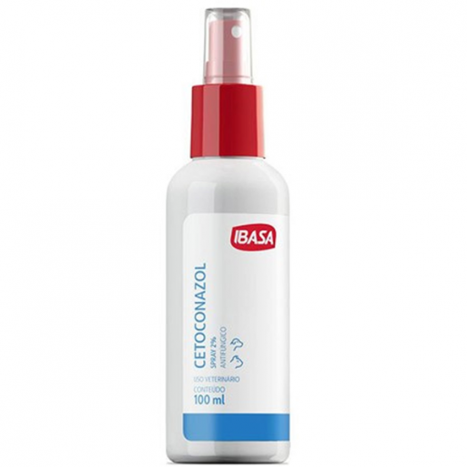 Cetoconazol 2% Ibasa Spray 100ml