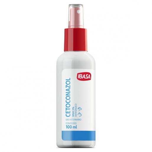 Cetoconazol Banho 2% Ibasa Shampoo 200ml