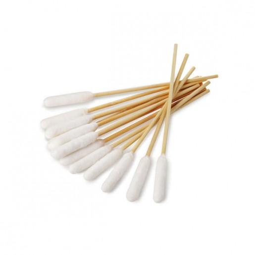 Cotonetes Bamboo Stick Cães Raças Grandes 30 Unidades