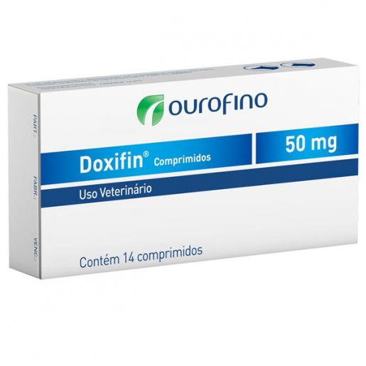 Doxifin 50mg com 14 Comprimidos