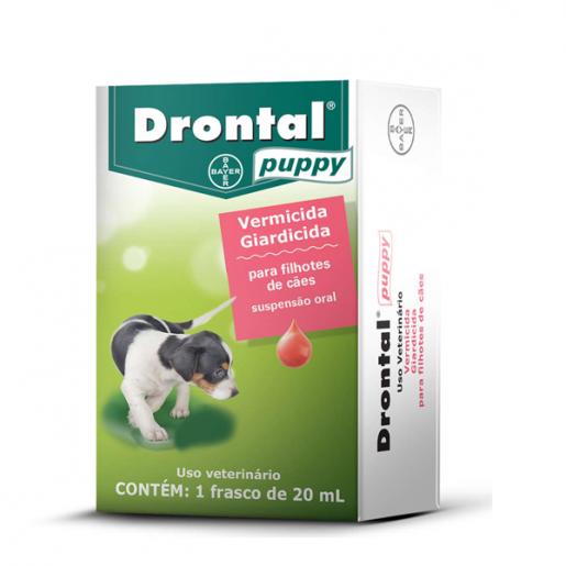 Drontal Puppy Suspensão 20ml