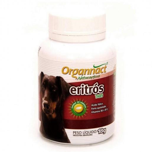 Eritrós Dog 18g 30 Tabletes