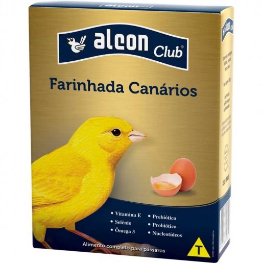 Farinhada com Ovo Para Canários Alcon Club 200g