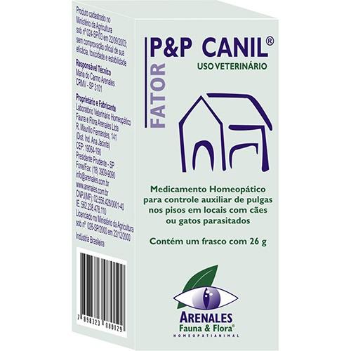 Fator PeP Canil para Cães 26g