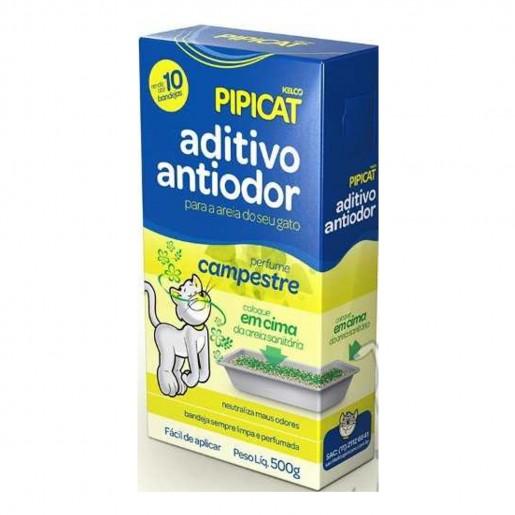 Granulado Aditivo Antiodor Campestre Pipicat 500g