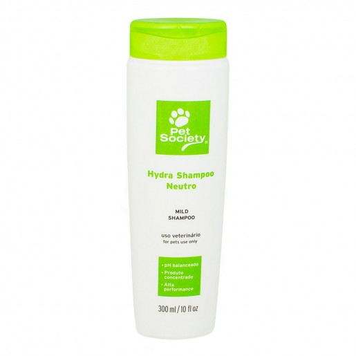 Shampoo Pet Society Hydra Neutro 300ml