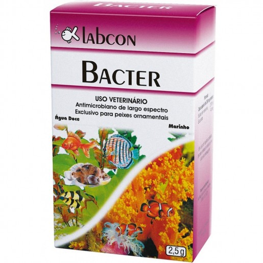 Labcon Bacter Antimicrobiano 2,5g