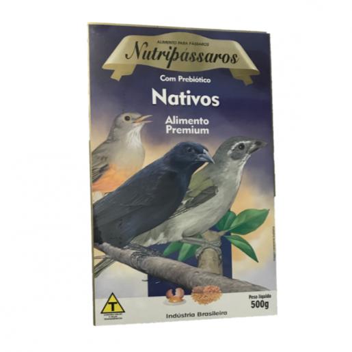 Mistura para Pássaros Nativos 500g
