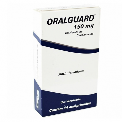 Oralguard 150mg com 14 Comprimidos