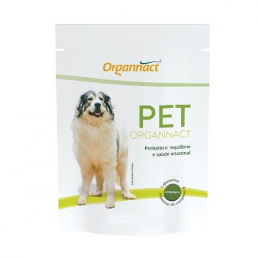 Organnact Pet Probiótico 500g