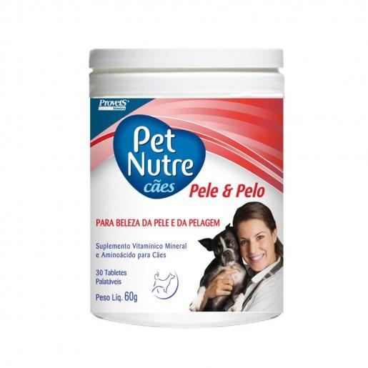 Pet Nutre Cães Pele e Pêlo 60g