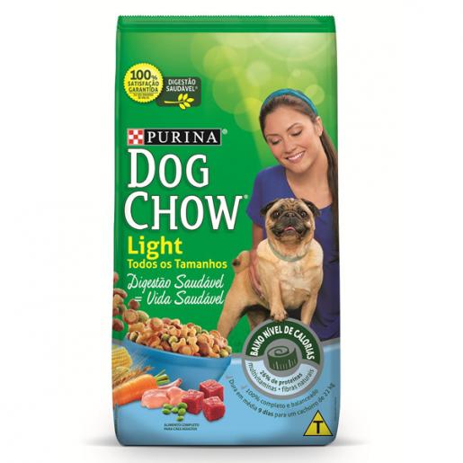 Ração Dog Chow Light 15kg