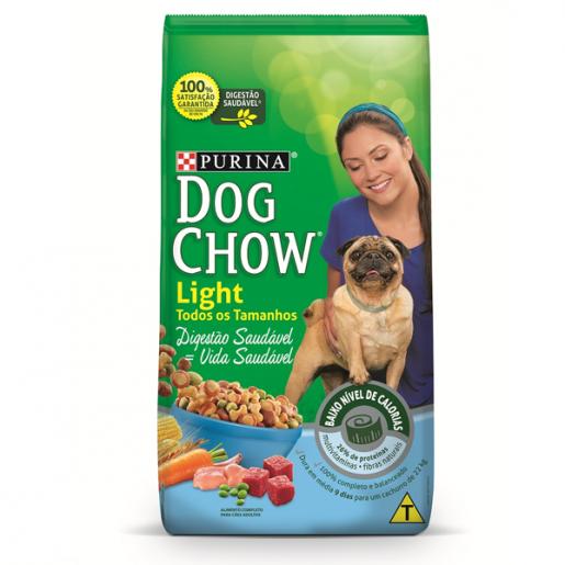 Ração Dog Chow Light 1kg