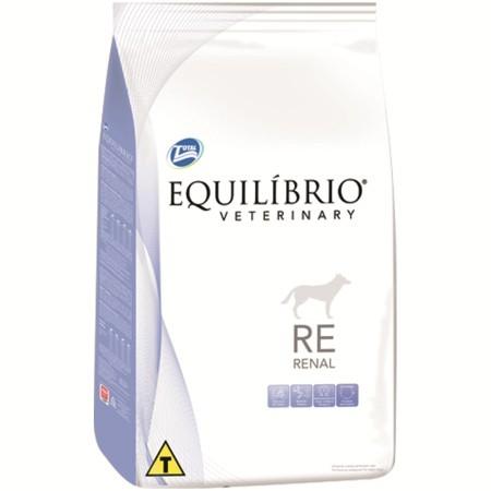 Ração Equilíbrio Veterinary Renal Cães 2kg