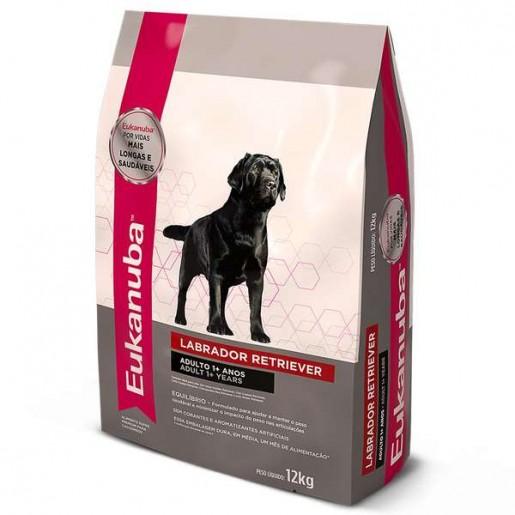 Ração Eukanuba Cães Adultos Labrador Retriever 12kg