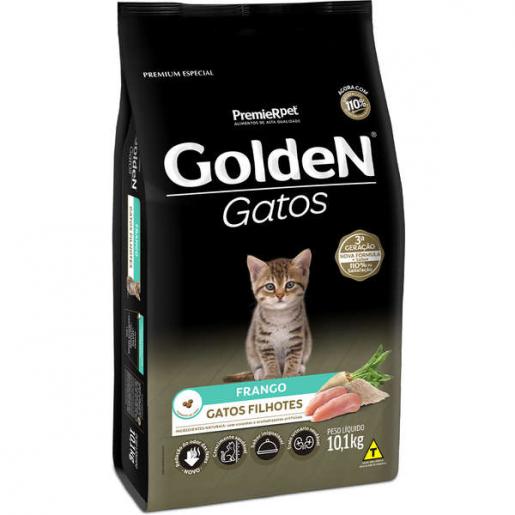Ração Golden Gatos Filhotes Frango 1kg