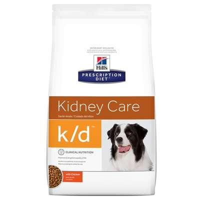 Ração Hills Prescription k/d Renal Health Canine 3,8kg