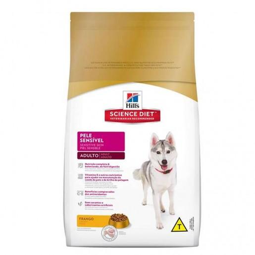 Ração Hills Science Diet Canino Pele Sensível 12kg