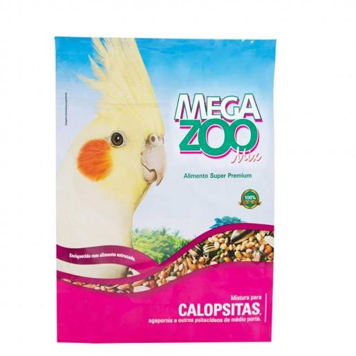 Ração Megazoo Mix Calopsita 350g