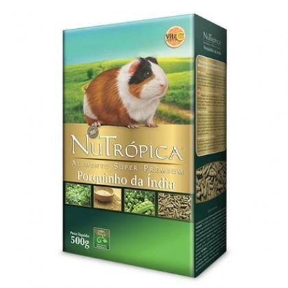 Ração Nutrópica Super Premium Porquinho da Índia 500g