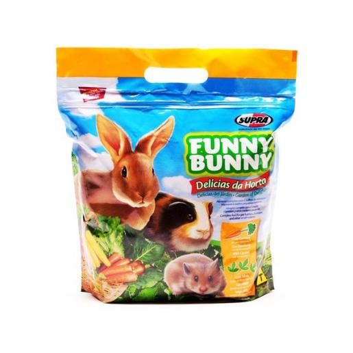 Ração para Roedores Funny Bunny Delícias da Horta 1,8kg