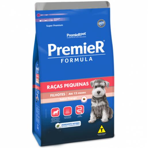 Ração Premier Fórmula Cachorros Raças Pequenas Filhotes 20kg