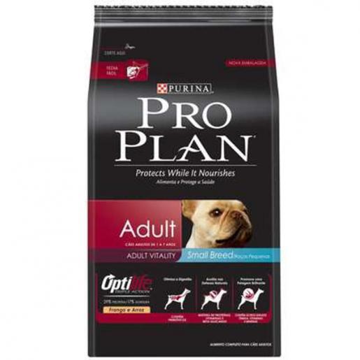 Ração Pro Plan Adult Small Breed 1kg