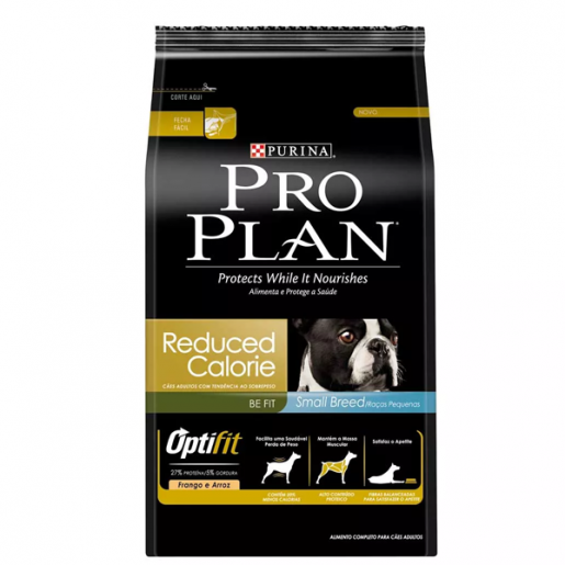 Ração Pro Plan Reduced Calorie Small Breed 3kg