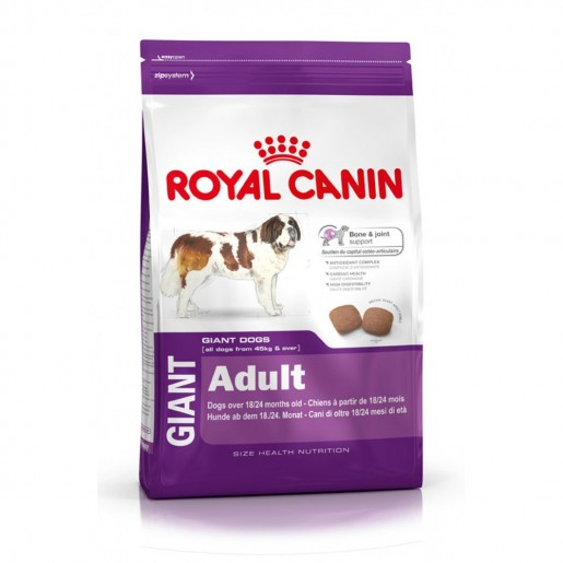Ração Royal Canin Adult Giant 15kg