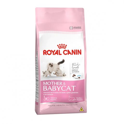 Ração Royal Canin BabyCat de 1 a 4 Meses 400g