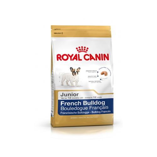 Ração Royal Canin Bulldog Francês Junior 2,5kg