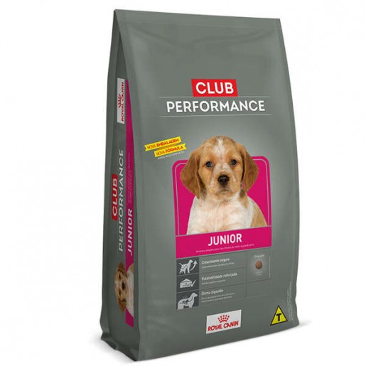 Ração Royal Canin Club Performance Junior 15kg