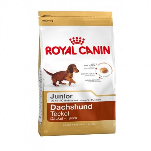 Ração Royal Canin Dachshund Junior 3kg