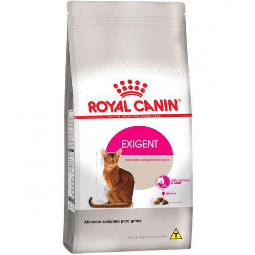 Ração Royal Canin Exigent Gatos 400g