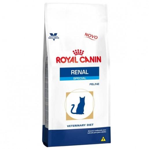 Ração Royal Canin Gatos Renal Special 500g