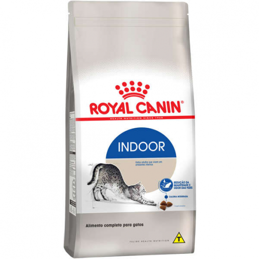 Ração Royal Canin Gatos Indoor 400g