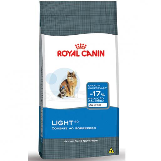 Ração Royal Canin Gatos Light 400g