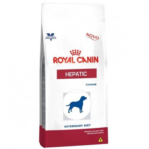 Ração Royal Canin Hepatic Cães 10,1kg