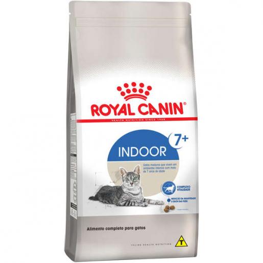 Ração Royal Canin Indoor 7+ Gatos 400g
